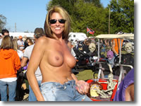 Bama Bikefest Naked Girls