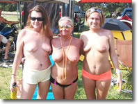 Faunsdale Rally Nude Biker Chicks